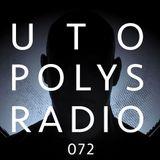 Utopolys Radio 072 - Uto Karem Live from Hammerhalle, Sisyphos, Berlin (DE)
