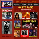 Best Of Cox Music Show-Edition One