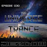 The Universe of Trance 030