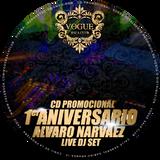 1º ANIVERSARIO VOGUE SALA CLUB MIXED BY ALVARO NARVAEZ