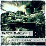 Marco Mandarri@Podcast Spring-2016