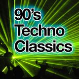 Classic 90's Techno Selection - DJ Luke Meadows