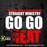 DJ I Rock Jesus & Gospel GoGo 411 Presents Straight Ministry GoGo Heat