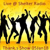 Thank's Radio Shows @ Shelter-Radio.gr (Friday's Evening Party)