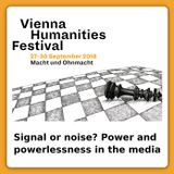 Signal or noise? Power and powerlessness in the media