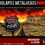 Route 666 28.08.17 35 years of Metal Blade Records