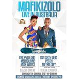 Flex & Chris NG live @ Millenium Promotions pres MAFIKIZOLO Melb 2018