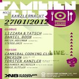 Cannibal Cooking Club (Live PA) @ Familienfeier meets Kanzlernacht - Tresor Berlin - 27.01.2012
