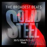 Solid Steel Radio Show 30/5/2014 Part 1 + 2 - Pinch