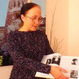 Автограф з Ларисою Семенко