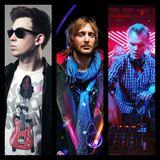 Mixing Tracks (Harwell - Guetta - Avicii