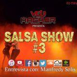 SALSASHOW 3 - Podcast  - 05 Mayo 2017 - Vdj Hacker