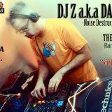DJ Z/Noise Destruction & Slace/Flair Bar Crew   -vinyl set-