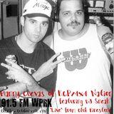 Manny Cuevas ft DJ Sneak 'live' from Club Firestone on 91.5 FM WPRK - Orlando - 10-13-95'
