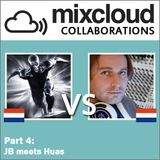 Mixcloud Collaborations Part 4: JB meets Huas