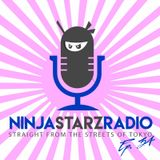 Ninja Starz Radio EP. 34 with Bana aka Daddy B & JOE IRON