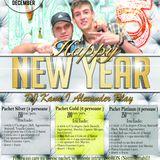 DJ Kana - WarmUP Club MM 31.12.2014