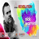 Nick Warren - Live @ Revolution, Sri-Lanka 16.06.2018