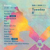 Sun & Bass Festival 2015 - Mark System (Exit Records, Digital Soundboy) @ Ambra Night Indoor