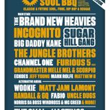 Summer Soul BBQ Promo mix