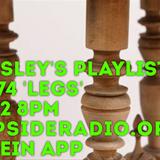 Parsley's Playlist No.75 'Legs'