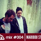 Bokah Mix #004 – Maribou State
