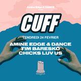 2017.02.24 - Amine Edge & DANCE @ CUFF - Spartacus Club, Cabries, FR