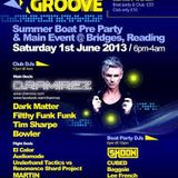 Time2Groove Promo Mix
