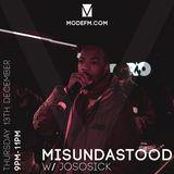 13/12/2018 - Misundastood w/ Jososick - Mode FM