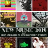 MAGIC MIXTURE - NEW MUSIC 2019, HIGHEST-RATED ALBUMS IN THE MUSIC PRESS PART 7 (11 SEP 2019)