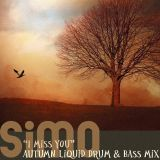 "SIMO ""I miss you"" Autumn Liquid Drum & Bass Mix"