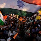 Folklig uppstickare tar makten i Indien?