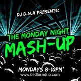 DJ D.N.A. 23.1.17 MONDAY NIGHT MASHUP LIVE ON BEDLAMDNB