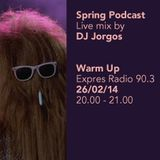 Spring Podcast 26/02/14   Radio Live DJ set