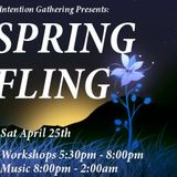Instant Love - Intention Spring Fling 2015