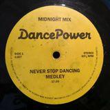 DancePower - (Side A) Never Stop Dancing Medley