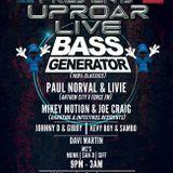 DJ JPS MC GIFF UPROAR LIVE WARM UP MIX;)