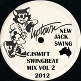 CJSWIFT NEW JACK SWINGBEAT VOL 2 REMASTERED 2012