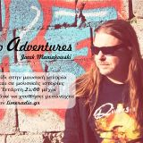 Echo Adventures on LimeRadio with new songs