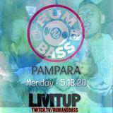 DJ Livitup Live Rum & Bass Pampara Mondays