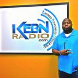 Deejay Kingdom Biz on KEBN's Praise & Worship Sunday Service with Da BiGG Dogg Marcus L. Jones, Sr.