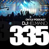 ONTLV PODCAST - Trance From Tel-Aviv - Episode 335 - Mixed By DJ Helmano