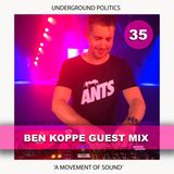 BEN KOPPE | UP GUEST MIX 035
