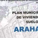 Arahal al día, informativo de radio 16/11/2017: Rueda de prensa sobre el Plan de Vivienda.