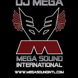 DJ MEGA - RIDDIM RYDE SHOW - REGGAE MIX MARCH 2014