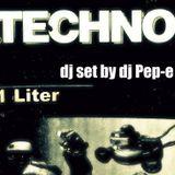 1 liter techno
