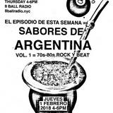 ZIMMER DOWN #39: SABORES DE ARGENTINA