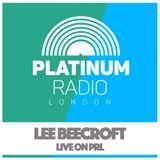 live on Platinum Radio London
