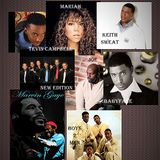 R&B SLOW JAMS LEGENDS EDITION ft KEITH SWEAT,BOY'S 2 MEN,BABYFACE, TEVIN CAMPBELL,JOE, MARIAH & MORE