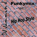 DJ Jammin J  Funkymix Episode 1